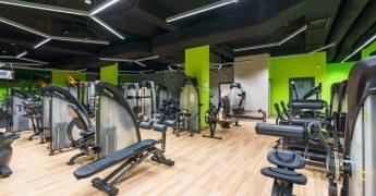 Exercise machines zone - Suwałki