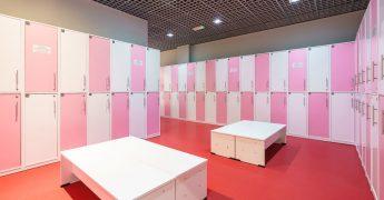 Women's changing room - Suwałki