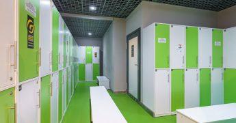 Men's changing room - Suwałki