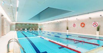 Swimming pool - Warszawa Adgar Plaza