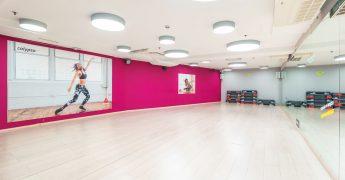Fitness room - Warszawa Adgar Plaza
