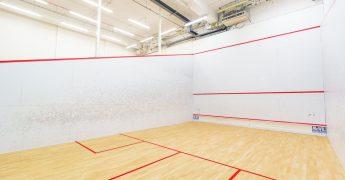Squash room - Warszawa Adgar Plaza
