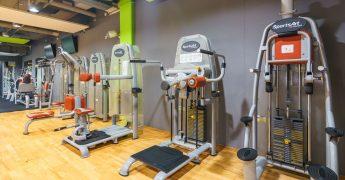 Exercise machines zone - Warszawa Adgar Plaza