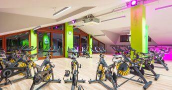 Power bike room - Warszawa Białołęka