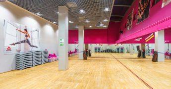 Fitness room - Warszawa Focus