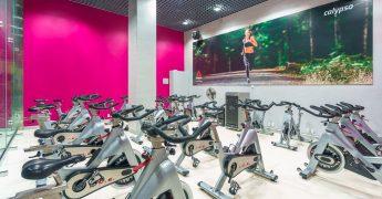Power bike room - Warszawa Focus