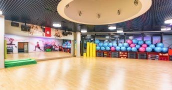 Fitness room - Warszawa Ochota Adgar