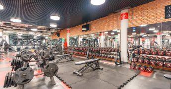 Free weights zone - Warszawa Ochota Adgar
