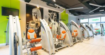 Exercise machines zone - Warszawa Targówek