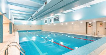 Swimming poll - Warszawa Wilanów