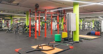 Strefa cross training - Gdynia Klif