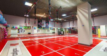 Sala fitness - Kraków Galeria Kazimierz