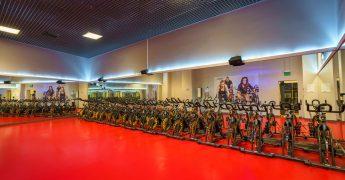 Power bike room - Kraków Galeria Kazimierz