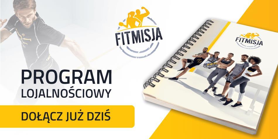 Program lojalnościowy FITMISJA