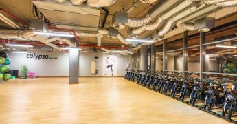 Power bike room - Bytom Agora