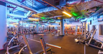 Free weights zone 2 - Bytom Agora