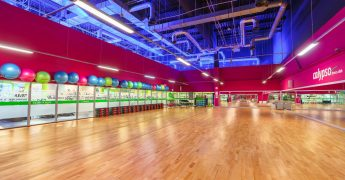 Fitness room - Katowice Silesia