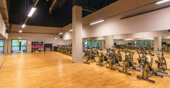 Power bike room - Katowice Silesia
