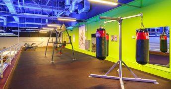 Functional training zone, boxing zone - Katowice Silesia
