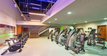 Exercise machines zone - Katowice Silesia