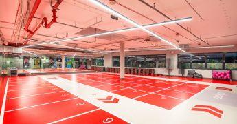 Fitness room - Gdynia Klif