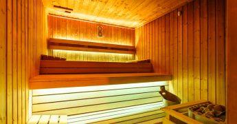 Sauna - Gdynia Klif