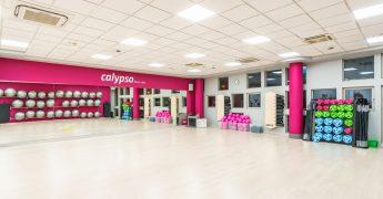 Fitness room - Gdynia Witawa