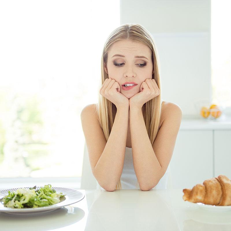 eating after starvation