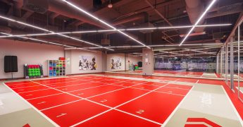 Sala fitness - Poznań Avenida
