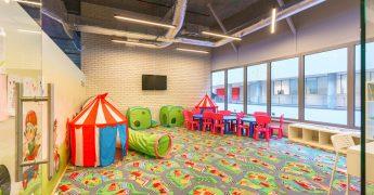 Kids play zone - Katowice Supersam