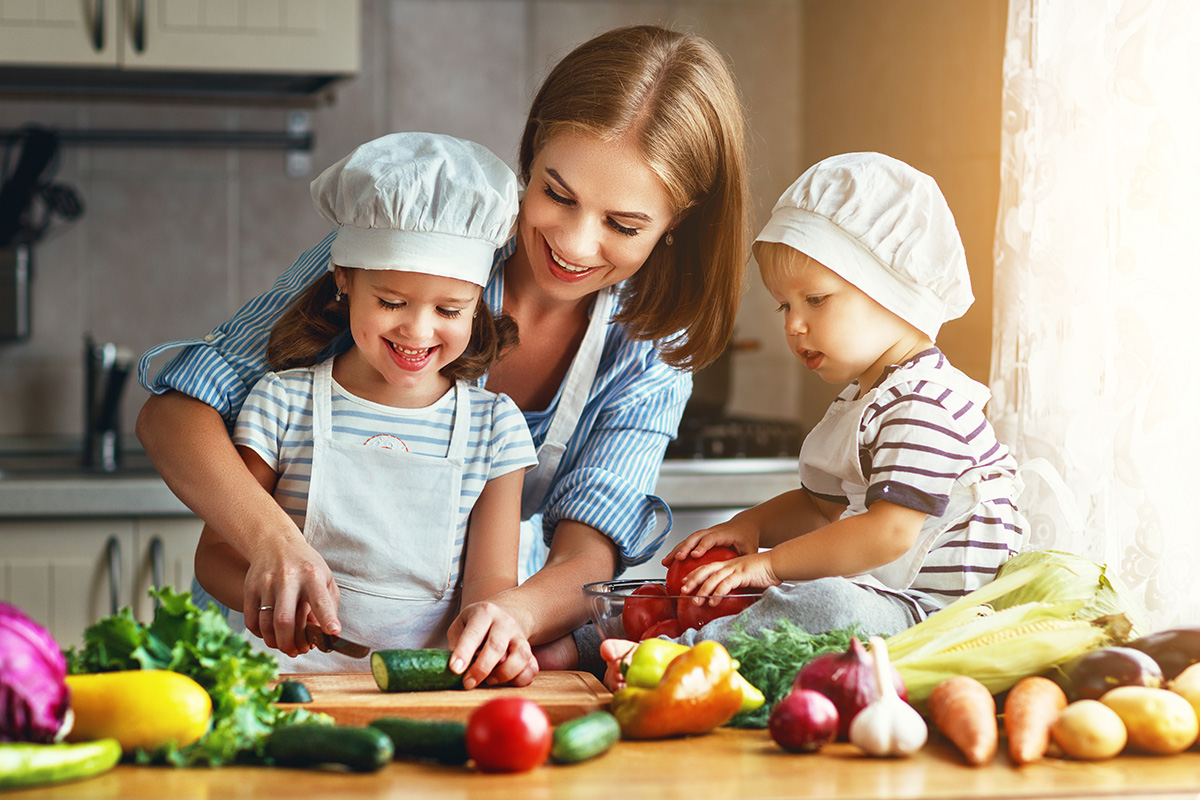 How to take care of a healthy diet of a child? | Calypso Fitness S.A.