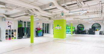 Sala fitness - Warszawa Ursynów