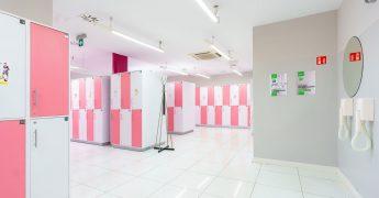 Women's changing room - Warszawa Ursynów