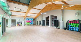 Sala fitness - Wrocław Tęczowa