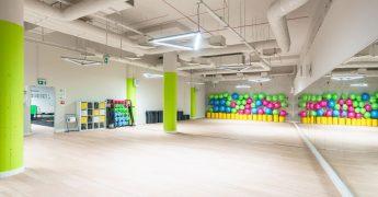 Fitness room - Poznań Półwiejska