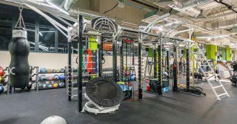 Cross training cage - Czeladź