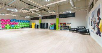 Fitness room - Czeladź