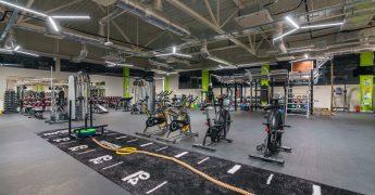Functional training zone - Czeladź