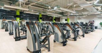 Exercise machines zone - Czeladź